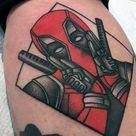 Top 77 Deadpool Tattoo Ideas - [2021 Inspiration Guide]