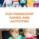 17 Friendship Activities for Preschoolers - Kid Activities