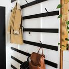 Design Dilemma - What to do when you don't have a coat closet? -