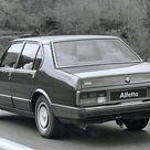 Alfa Romeo Alfetta 2.0, 1982.