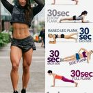 If You Want to Slim Your Waist And Sculpt A Strong Defined Core These Are the 6 Best Side Plank Vari