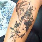 tattoo ideas female unique dog cat
