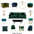 Interior Ideen im Art deco Stil