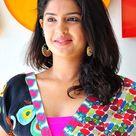 Deeksha Seth in stylish dress