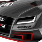 New Audi A5 Coupe DTM Racing Concept to Replace A4 Sedan from 2012   Carscoops