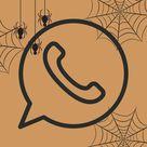 Crybebis | Halloween App Icon