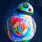 Star wars, Star wars poster, star wars wall art, star wars décor, star wars download, star wars printable, wall decor, star wars print