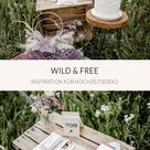 Wild & Free   Virginia Pech Fotografie   Inspiration für Hochzeitsdeko