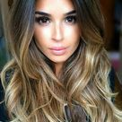 Ombre On Dark Hair