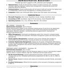 This sample resume for a midlevel administrative assistant shows how you can emphasize your office skills and proven success in administrative roles.