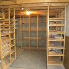 Food Storage Rooms