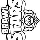 Kids-n-Fun | Coloring page Brawl Stars brawl stars logo