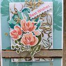 Fine Art Floral Suite-Best Wishes