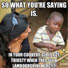 Thirsty Girls