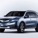 2014 Acura MDX  The third generation of the...   GABEturbo