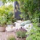 Selbstgemachte Gartendeko für den Herbst - Leelah Loves