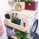 Meine DIY Variante fürs Badezimmer #livingchallenge ...