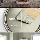Gebruik een nieuwe laag BEHR-verf in Wabi-Sabi in elke kamer van uw huis. Wanneer pai ... Che...