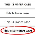 How to Convert Any Case to Sentence Case in Excel [Formula Trick]