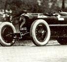 GP of Belgium 1925 Spa , Alfa romeo P2 2 , Driver Antonio Ascari , second place overall ,