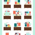 14 Gallery Wall Layouts to Get You Started • Little Gold Pixel
