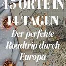 Jemand hat den perfekten Roadtrip durch Europa berechnet   Wienerin