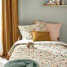 Où trouver un rideau en gaze de coton pour la maison ?
