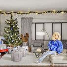 How We Redecorated the Culligan Dollhouse for The Holidays - Emily Henderson