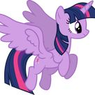 Mlp Fim twilight sparkle (...) #4 vector by luckreza8 on DeviantArt