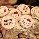 300 Hershey KISS Stickers  You Choose the Theme  Delivered   Etsy