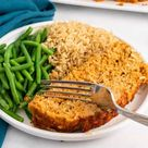 Mexican Meatloaf - Organize Yourself Skinny