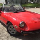 BaT Auction 29 Years Owned 1982 Alfa Romeo Spider