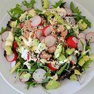 koolhydraatarm tonijnsalade recept