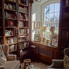 Create A Cozy Old World Reading Space