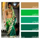 Emerald Wedding Colors