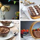 6 Dessert Rezepte für Naschkatzen, die Ferrero Rocher lieben