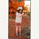 Lulu and Roo Clothing || Desert Sunset Collection