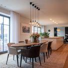 Exclusieve raambekleding, behang en kussens project Antwerpen - Hoog ■ Exclusieve woon- en tuin inspiratie.