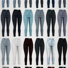 🌿 elliesimple - cut out tee ; skinny high waist & tennis shoes 🌿