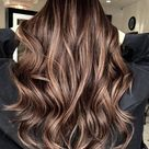Hottest Ideas For Dark Brown Hair With Highlights