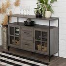 WE Furniture - Slate Grey