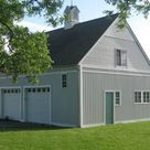 11 Carriage Barn Designs with Lofts Eleven Optional Layouts    Etsy