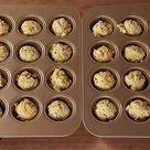 Cheesy Chile Muffins