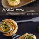 Zucchini-Rosen