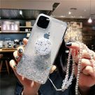 Bling Glitter Soft Clean Case For Iphone | Color: Black/White | Size: Os
