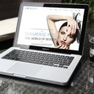 AT Beauty Onepage Joomla Template Onepage#Template#Beauty #AD