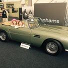 Geri Horner 1966 Aston Martin DB6 Volante