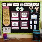 Writing Bulletin Boards