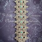 Celtic Bracelet pattern by Natalia Kononova