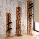 Weinhalter & Weinregal aus Holz   bambus-lounge.de